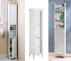 Narrow Cabinet For Bathroom Tall Narrow Bathroom Cabinet