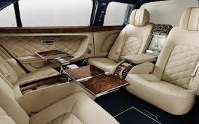 bentley mulsanne limo interior bentley mulliner makes your dreams come true