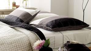 guild chenevard bedspread black white buy online at luxdeco