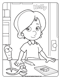 handy manny 2 free disney coloring sheets fantasy coloring pages
