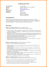 Resume Template Professional Format Of Best Examples For Your by Resume Samples For Professionals Sample Professional Resume