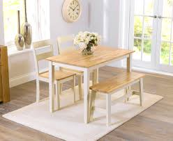 Bench Dining Tables Best Dining Table With Bench And Chairs Creative Ideas Dining