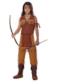 Thanksgiving Costumes Child Pilgrim Indian Child Native American Costumes