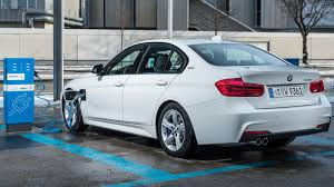 the bmw 330e iperformance is bmw u0027s expensive tesla model 3 fighter
