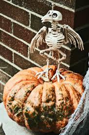 Halloween Front Door Decor Eeeeek It U0027s A Pet Cemetery Halloween Front Door Discover