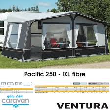 Caravan Awning Size Ventura Pacific 250 Awning Ixl Fibreglass You Can Caravan