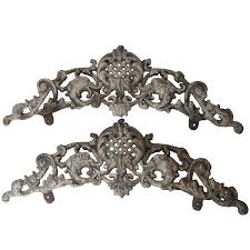 set of cast iron bed ornaments other balkanhangar 0