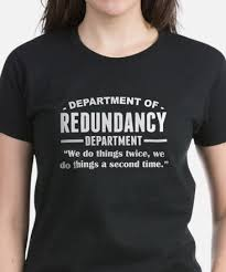 Department Gifts Department Of Redundancy Department Gifts Merchandise