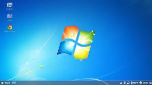 zorin theme for windows 7 make linux mint 17 1 cinnamon look like windows 7 youtube