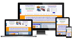 web design development profile for ted keyes online cwdg llc