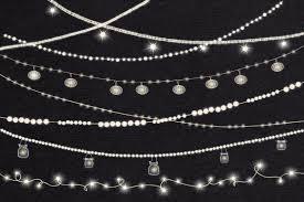 Industrial String Lights by String Lights Clip Art By Lunalexx Thehungryjpeg Com