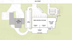 Fire Station Floor Plans Cottage Grove City Council Approves New Fire Station Plans Swc