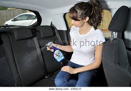 Interior Car Shampoo Woman Interior Car Cleaning Stock Photos U0026 Woman Interior Car