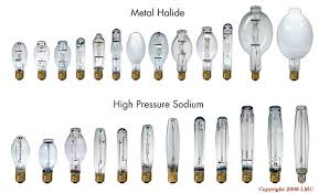 high pressure sodium light bulb what s difference between metal halide and high pressure sodium