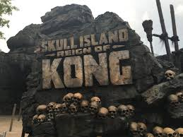what rides are open during halloween horror nights orlando first ride we visit universal u0027s skull island reign of kong