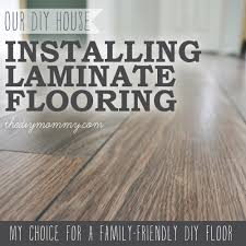 Gray Laminate Flooring How To Install Laminate Flooring The Best Floors For Families