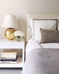 White Bedroom Gold Accents Photo Page Hgtv