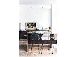 Rattan Desk Chair Hk Living Rattan Barstool Black Living And Co