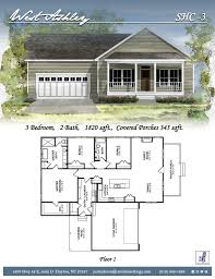 Construction Floor Plans Floor Plans Available In West Ashley