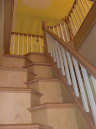 green steep but safe alternating treads save history and