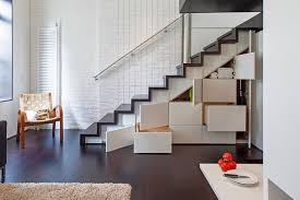 Manhattan MicroLoft Industrial Staircase New York By - Interior design ideas for stairs