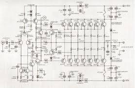 7 1 home theater circuit diagram 600w audio amplifier circuit with 2sc5200 2sa1943 and pcb
