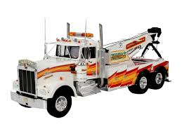 cheap kenworth w900 for sale amazon com revell of germany kenworth w 900 wrecker toys u0026 games