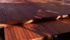 genuine fijian mahogany premium brazilian decking