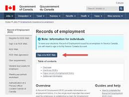 record of employment roe u2013 paymentevolution support