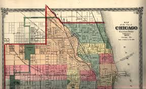 Evanston Illinois Map by Cook County Illinois Maps And Gazetteers