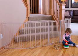 Child Gates For Stairs With Banisters The Safest U0026 Best Baby Gates For Your Home