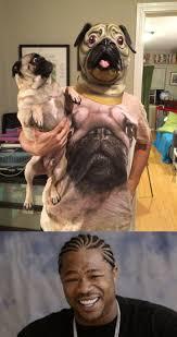 Yo Dog Meme - yo dawg i heard you like pugs by metallion meme center
