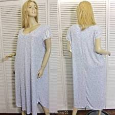 Vanity Fair Coloratura Nightgown Gowns Vanity Fair Plus Sleepwear U0026 Robes For Women Ebay