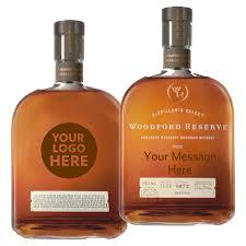 whiskey gift basket woodford reserve bourbon gift basket