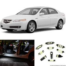 2008 Acura Tl Interior 2004 2008 Tl Interior Led Lights Package