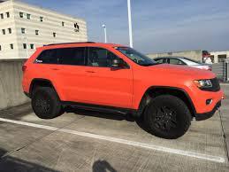 badass jeep grand cherokee the new grand cherokees look so badass jeep