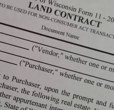 land contracts are a viable home financing option dearmonty