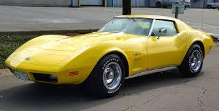 74 corvette stingray 1974 corvette stingray l82 factory 4 speed 14k original