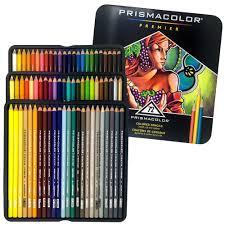prismacolor pencils prismacolor 72 colored pencils premier soft color pencil