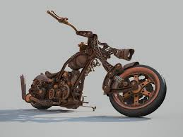 chopper steampunk style wip 8 by aci roy on deviantart