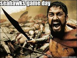 Game Day Meme - meme maker seahawks game day
