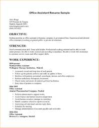 Sample Resume For Administrative Assistant Office Manager by Administrative Assistant Office Resume Business Proposal