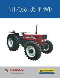 new holland 7056 85hp 4wd tractor tractors from pakistan