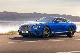 bentley convertible blue gentlemans express v20 2018 bentley continental gt revealed