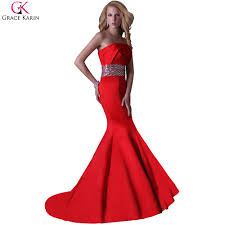 online get cheap mermaid wedding dress strapless aliexpress com