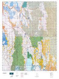 Idaho Hunting Unit Map Idaho Gmu 76 Map Mytopo