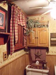 country bathroom decor home
