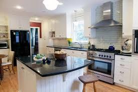 Traditional Kitchen Backsplash Kitchen Room Ubatuba Granite Traditional Kitchen Gray Tile
