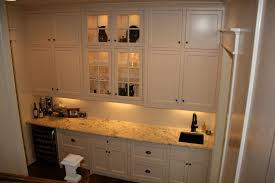 White Kitchen Cabinets Design by Home Accessories White Kitchen Cabinet With Simple Amerock And