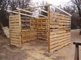 diy pallet shed project home design garden u0026 architecture blog
